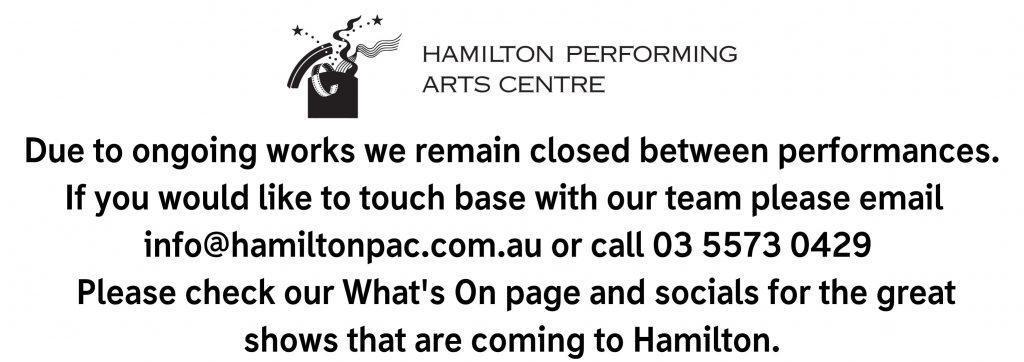 PAC closure notice