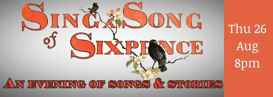 sing a song of sixpence web banner