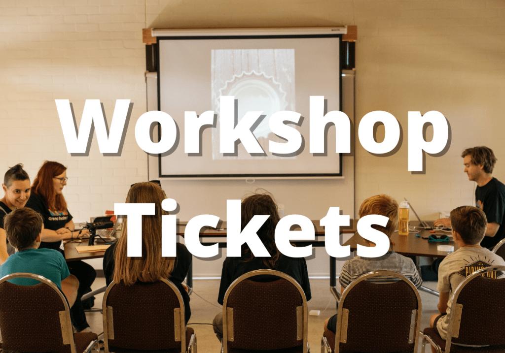 Workshop Tickets- Arena Theatre Co. Credit John Fish