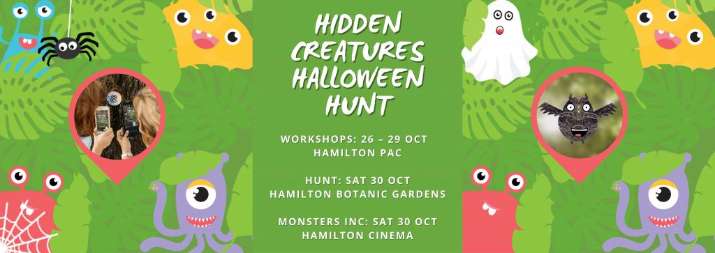 HPAC Web Header Halloween Hunt Hidden Creatures (1)